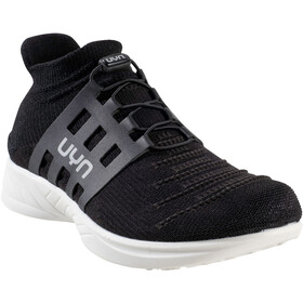 UYN X-Cross Tune Shoes Men, optical black/black